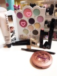Kello Kitty, makeup, beauty, cosmetics, mary kay tinted moisturizer, mary kay, shiseido, urban decay, soap & glory, hourglass cosmetics, the Balm, MAC, MAC Lashes Extreme Black, mascara, bronzer, eyeshadow, lipgloss, brow sculpting pencil