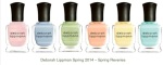 deborah lippmann spring 2014, spring reveries collection, Deborah Lippmann, nail polish, polish, NOTD, nails, manicure, pedicure, new , Spring Collection, the posh blog, limited edition