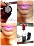 30 days of lips, swatch, lipstick, lips, mac, the posh blog